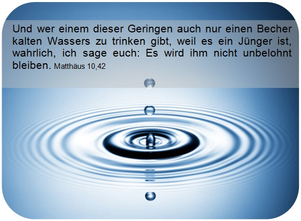 Matthäus 10,42